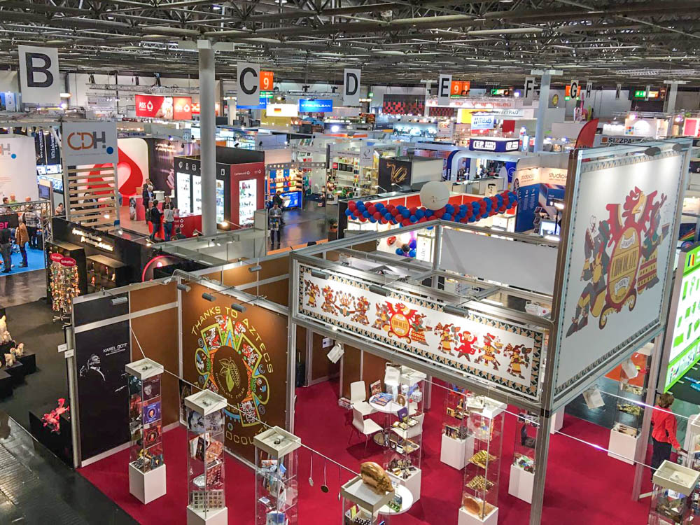 PSI Exhibition in Dusseldorf 2019