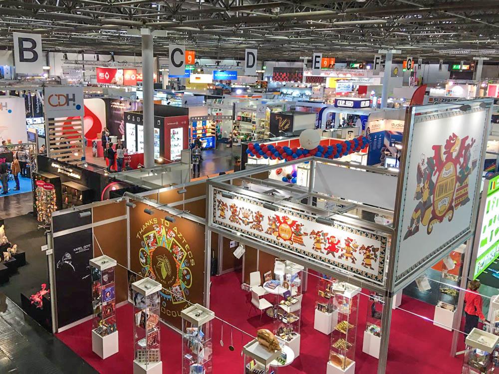 PSI Exhibition in Dusseldorf 2019
